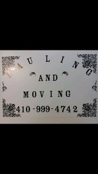 Hauling and moving professional :) Odenton, 21113