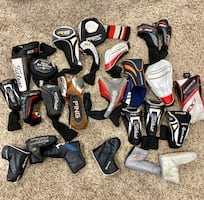 Assorted Golf Club Head Covers