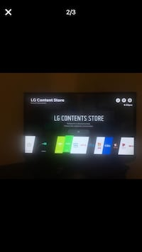"4K LG SMART TV 42"" Clementon, 08021"
