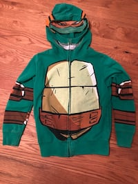 Boys Ninja Turtle Sweatshirt/Hoodies Size Medium 5/6 $8 Tempe, 85283