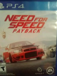NFS PayBack(USED but works good New Castle, 19720