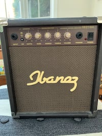Ibanez IBZ10A Acoustic Amplifier Chevy Chase, 20815