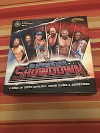 WWE Superstar Showdown (Price Not Negotiable Pick Up Only)No Holds)! Summerville, 29486