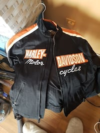 Women's Harley Davidson Xsmall riding jacket