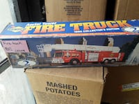 Aerial Tower Fire Truck box Dade City, 33523