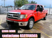 Ford - F-150 - 2014 $2000 DOWN PAYMENT Houston