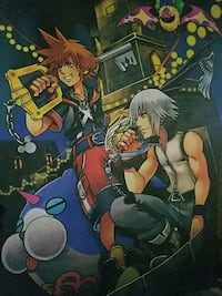 Kingdom hearts tapestry Alton, 62002