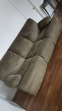 Pull out couch and recliner