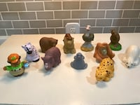 assorted ceramic figurines and figurines Hamilton