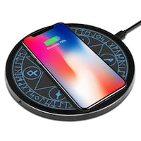 Wireless Charger Qi 10W Wireless Charging Pad Brand New Never Used  East Rockaway, 11518