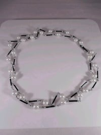 New Single Strand Pearl Layered Necklace  Toronto, M6L 1A4