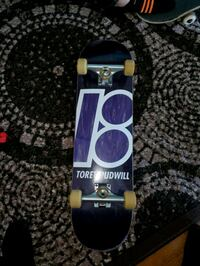 like new skateboard