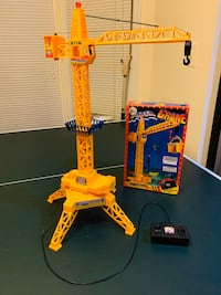 Brand new Remote control Tower crane Fairfax Station, 22039