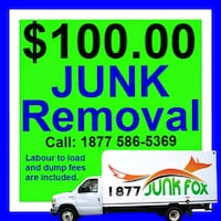 Junk removal Free Estimates Brampton, L6Z