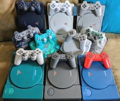 Old ps4s