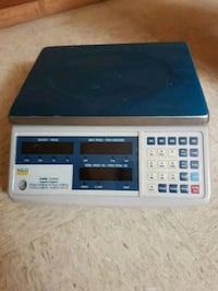 gray and blue digital weighing scale Toronto, M9W 3G2
