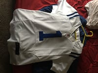 Authentic Pat McAfee Jersey Indianapolis, 46234