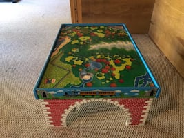 Thomas Train Table