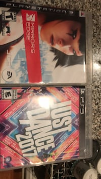 Two ps3 games  Woodbridge, 22193