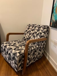 Structube accent chair Toronto, M5V