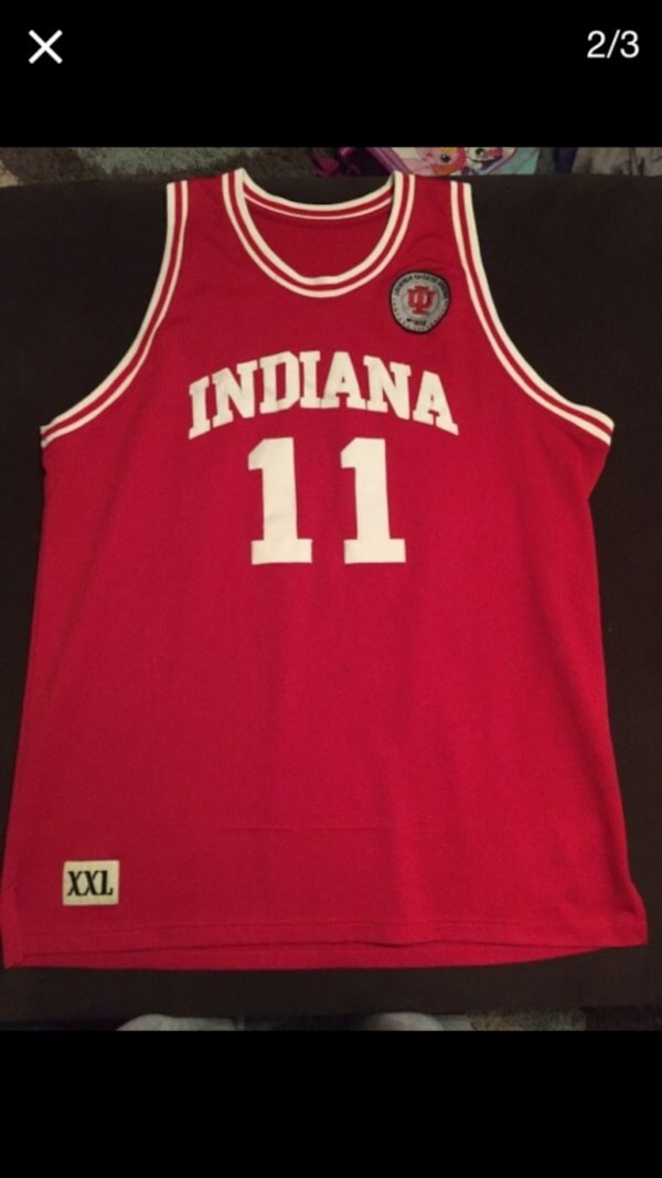 quality design c80b0 b5c75 Used Isaiah Thomas Indiana jersey for sale in Springfield ...