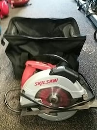gray and red Skilsaw circular saw Hagerstown, 21740