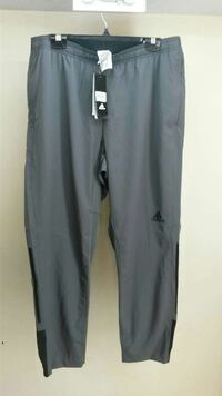 Adidas track pants for men Brand new size XL Richmond, V7A 1H3