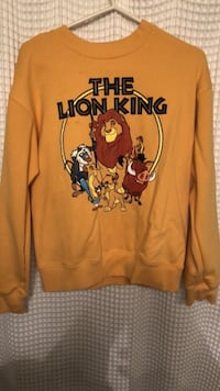 Disney Crew Neck  Burnaby