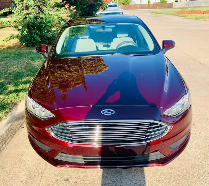Ford - Fusion - 2017 0