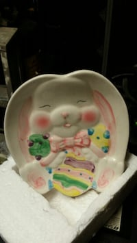 Easter decorative plates (2)