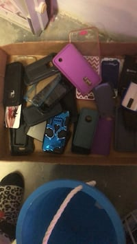Phone cases lot Portland, 97206