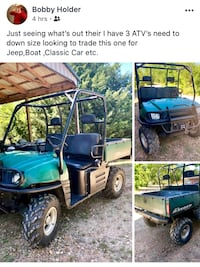 green and black golf cart Montgomery, 77356