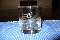 two clear glass beer mugs Mississauga