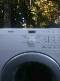 LG tromm washer and dryer Everett, 98203