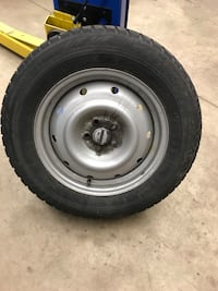 4 Subaru Forester rims and tires.  Burlington, L7M 1Y3