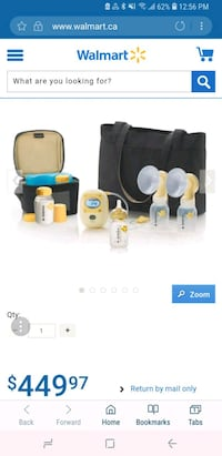 Medela freestyle double electric pump Kitchener