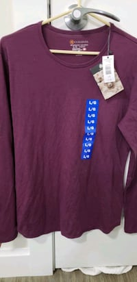 Brand New From Costco Womans Top Size Large