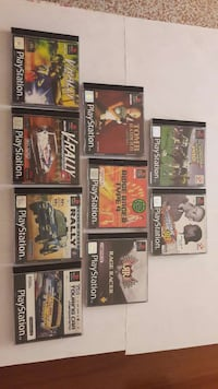 Giochi per Playstation 1, PS1, PSX