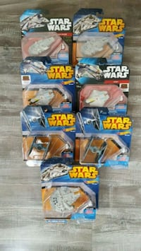 Star Wars Hot Wheels Collectibles  Fontana, 92336