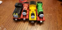 thomas the tank engine metal toys  Stratford, N5A 2G2
