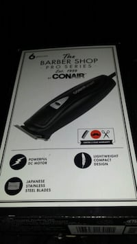 The Barber Shop Pro Series Conair