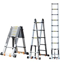 32 ft brand new telescopic ladder Toronto, M3J 2G8