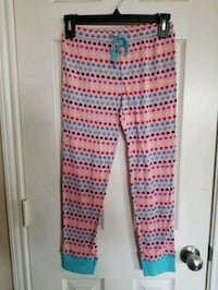 Girls Justice pajama pants (youth) - size 10  Fort Worth, 76131