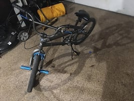 "Rage Thruster 20"" bmx bike"