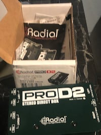 Pro D2 Stereo Direct Box Holmdel, 07733