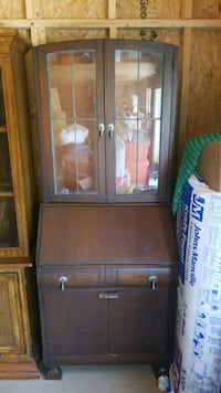 Make offer brown wooden cabinet with drawer Chipley, 32428