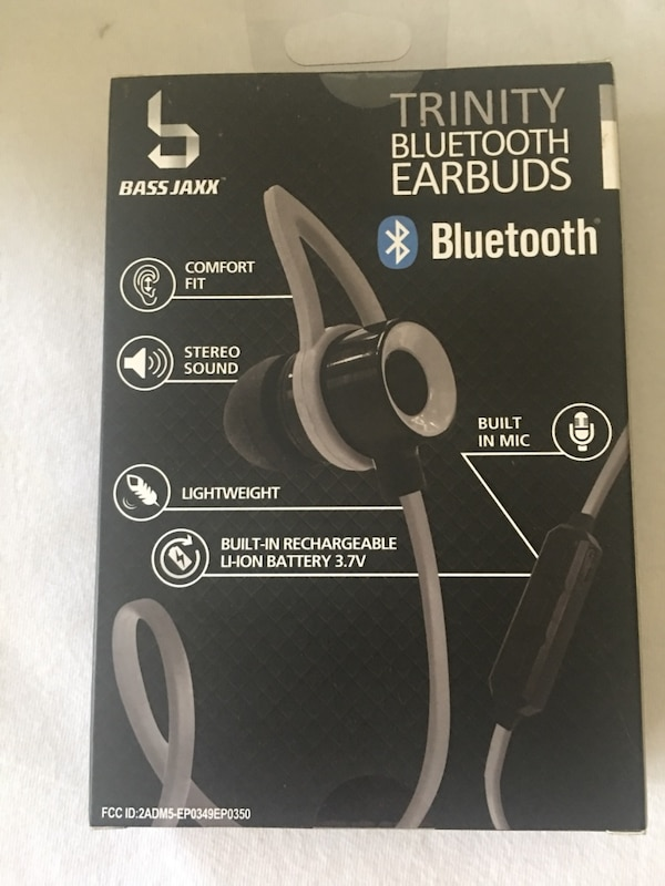 Bluetooth earbuds 0