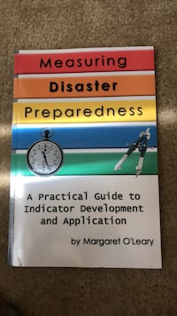 Measuring Disaster Preparedness Arlington, 22202