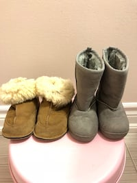 Toddler Girl Boots 559 km