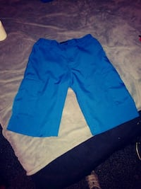 blue and white Nike sweat pants Canton, 44707